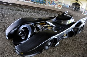 I drive a batcar... that doesn't sound right.